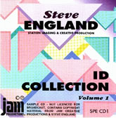 Steve England ID collection - Volume 1