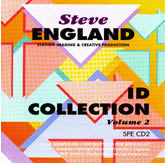 Steve England ID collection - Volume 2