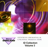 Steve England ID collection - Volume 3